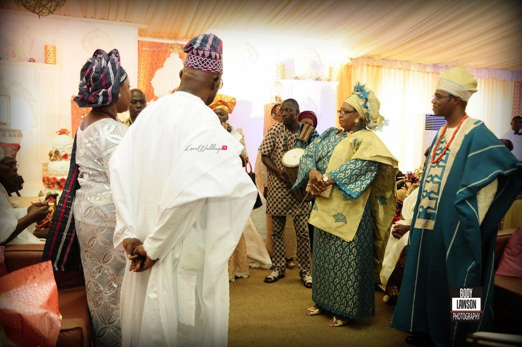 Loveweddingsng Nigerian Traditional Wedding - Motilayo and Banji30