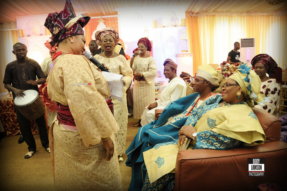 Loveweddingsng Nigerian Traditional Wedding - Motilayo and Banji34
