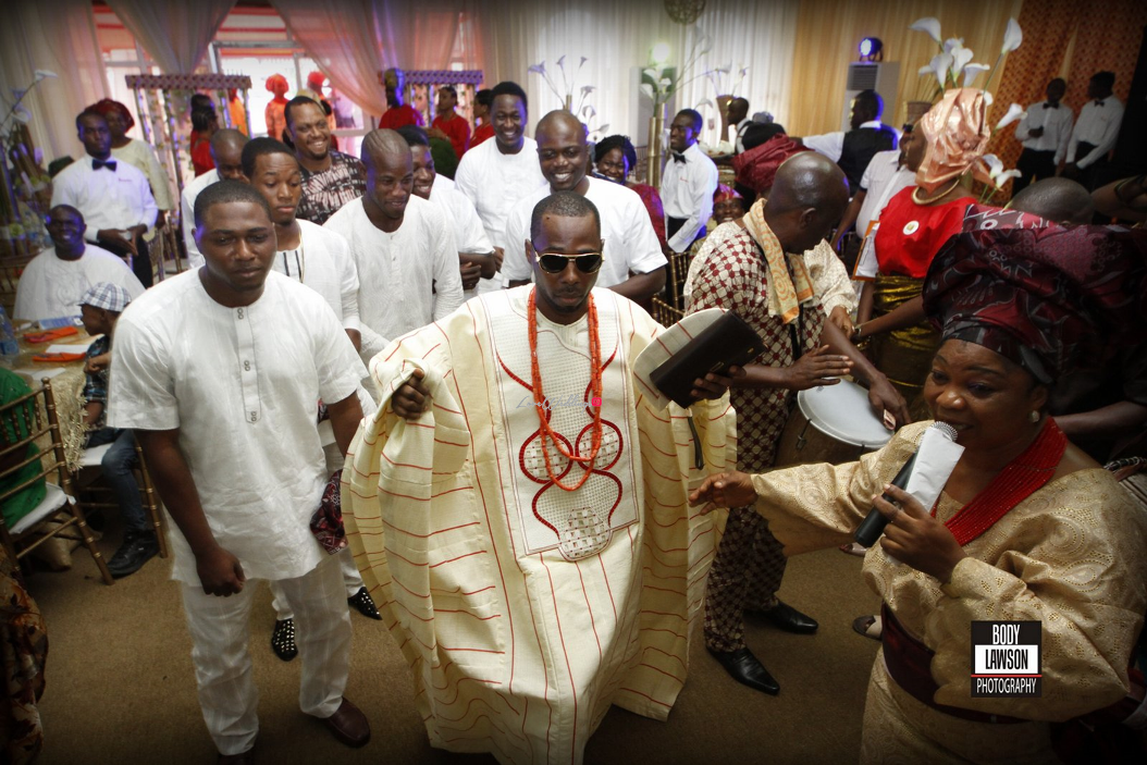 Loveweddingsng Nigerian Traditional Wedding - Motilayo and Banji61