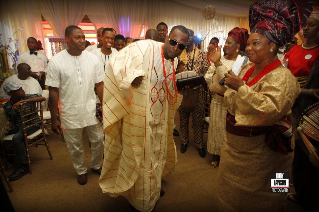 Loveweddingsng Nigerian Traditional Wedding - Motilayo and Banji62