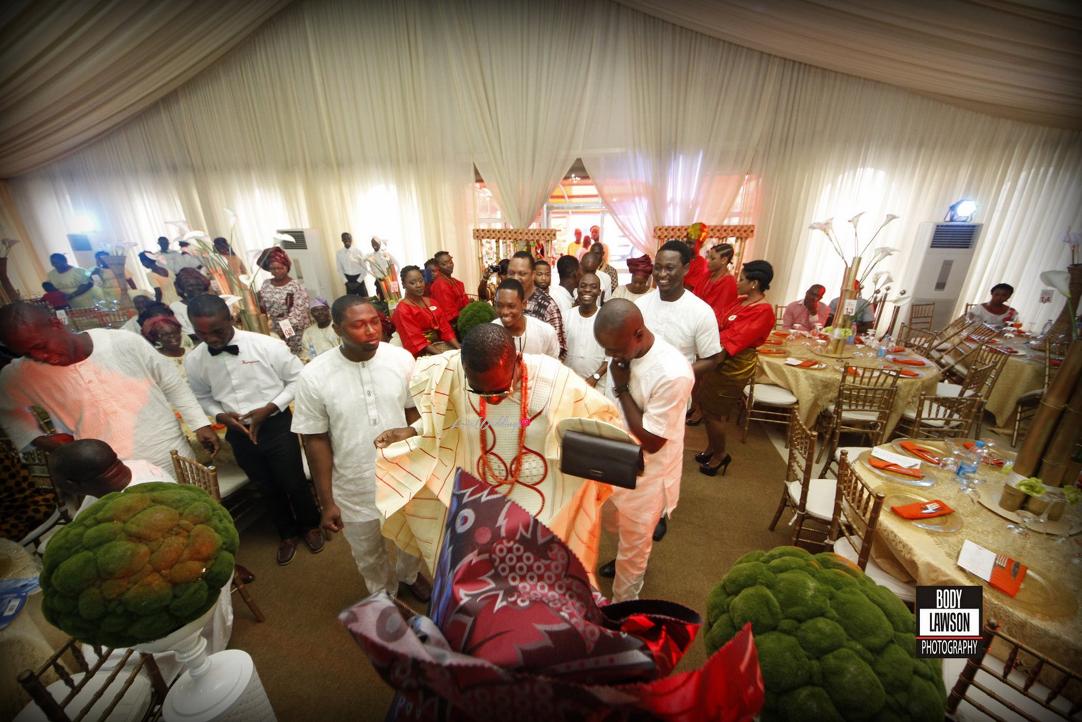 Loveweddingsng Nigerian Traditional Wedding - Motilayo and Banji64