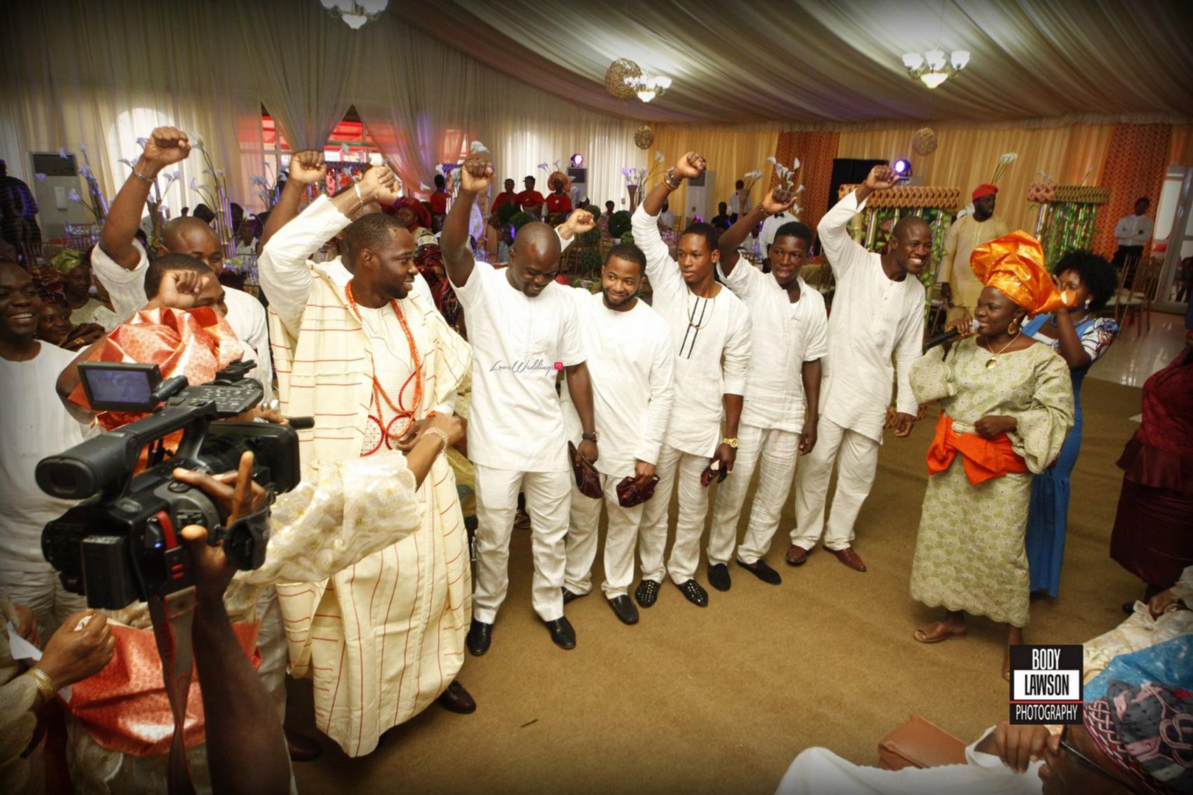 Loveweddingsng Nigerian Traditional Wedding - Motilayo and Banji70