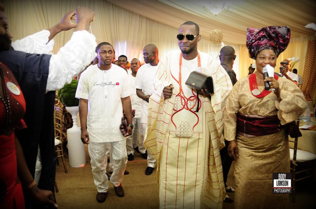 Loveweddingsng Nigerian Traditional Wedding - Motilayo and Banji73