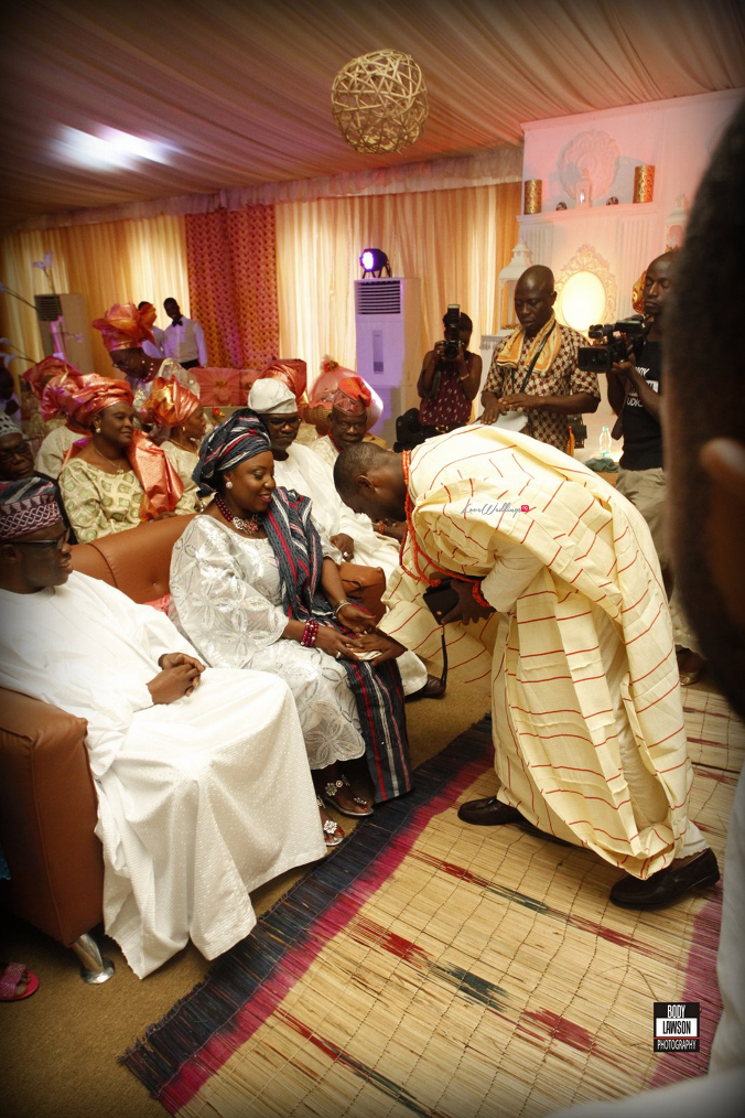 Loveweddingsng Nigerian Traditional Wedding - Motilayo and Banji82