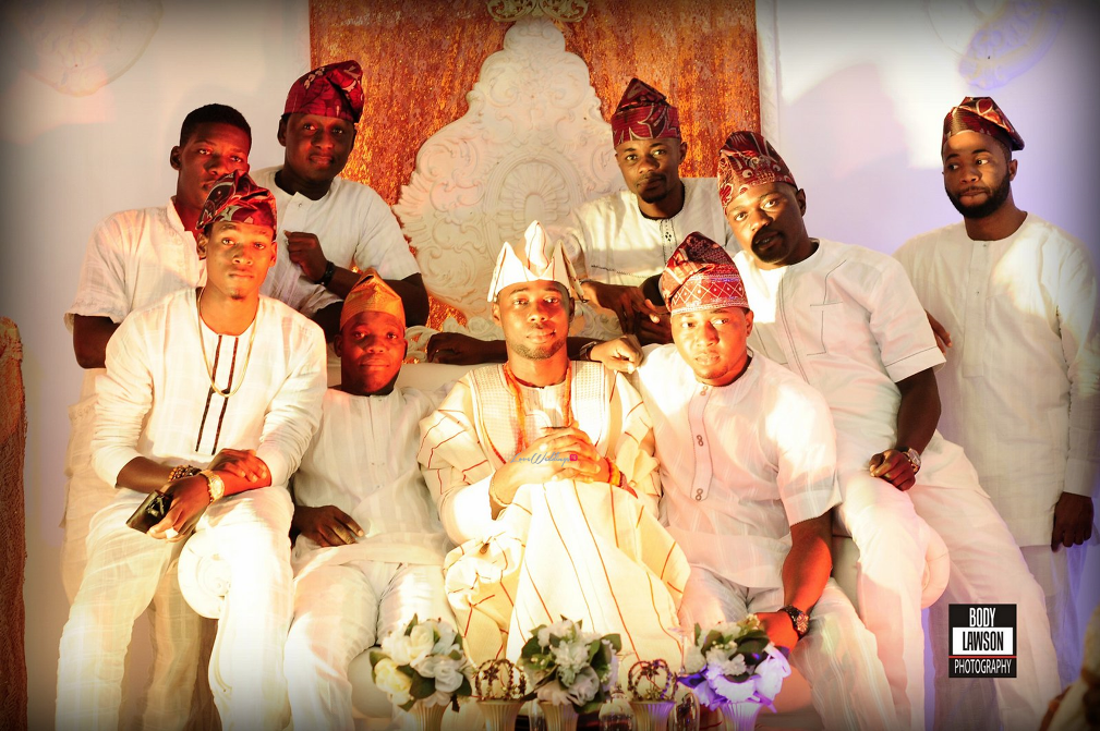 Loveweddingsng Nigerian Traditional Wedding - Motilayo and Banji87