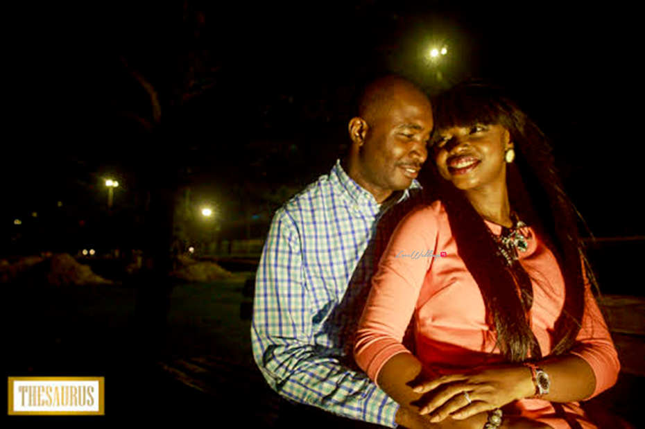 Nkechi & Nnamdi's Pre-Wedding Shoot | Thesaurus Studios