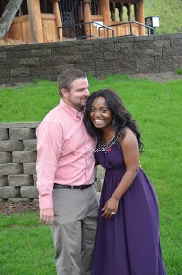 Loveweddingsng Olivia and Jonathan Engaged