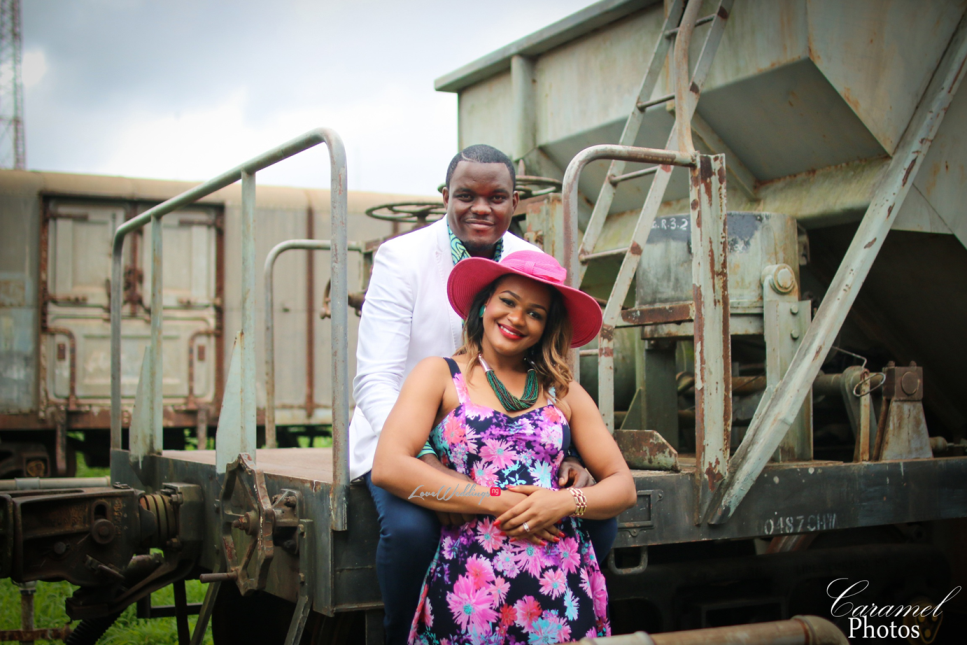 Loveweddingsng Prewedding Shoot - Chinomso and Muna