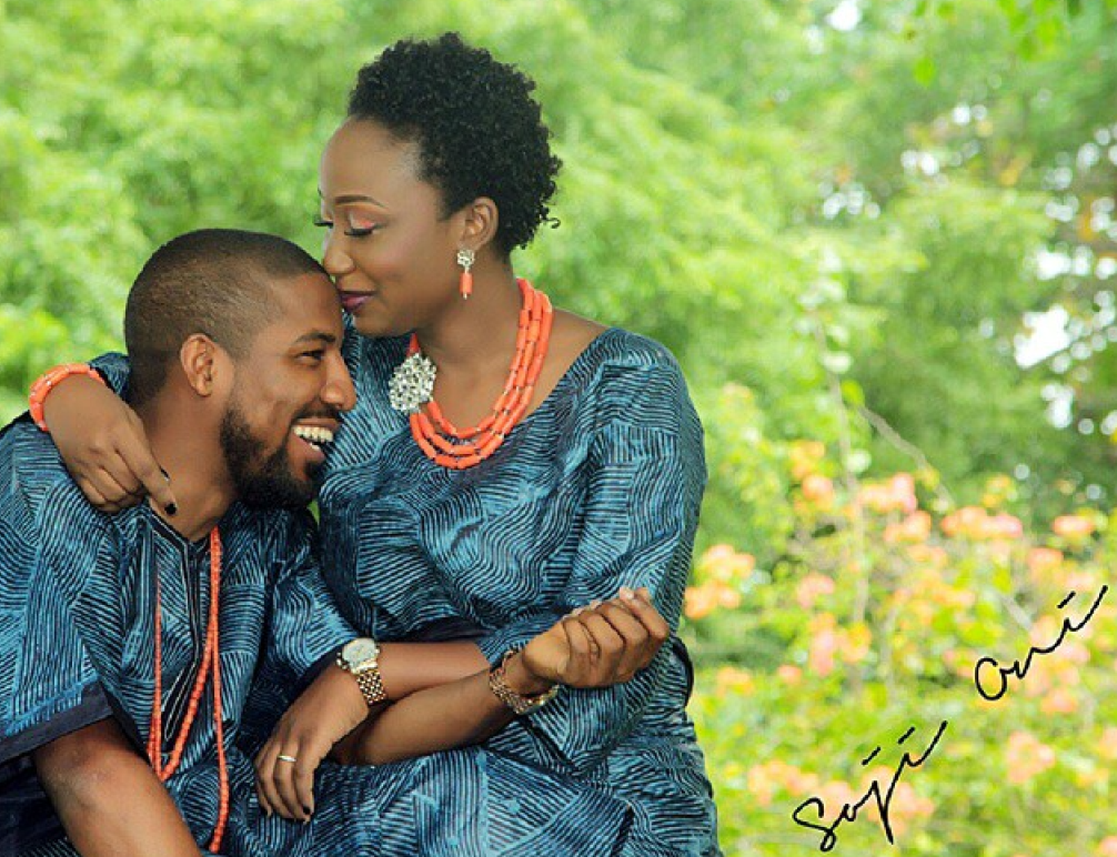 Nigerian Tribal Prewedding Shoots Loveweddingsng3