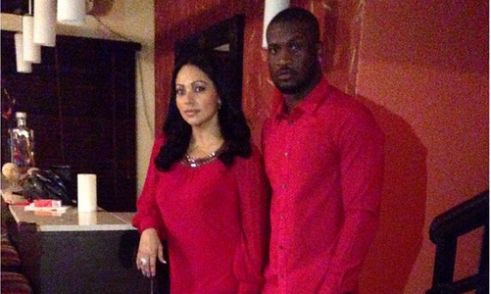 Peter and Lola Okoye Step Out In Matching Outfits for Date Night