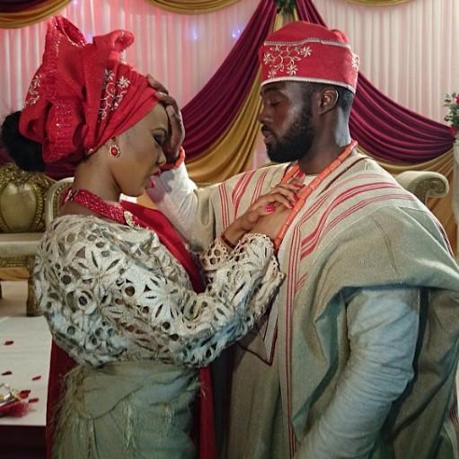 Tobi Ashimolowo weds Toyin Omotayo Loveweddingsng