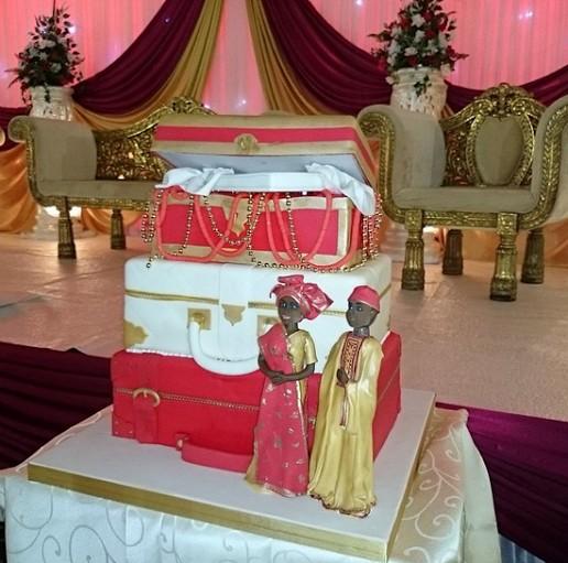 Tobi Ashimolowo weds Toyin Omotayo Loveweddingsng1