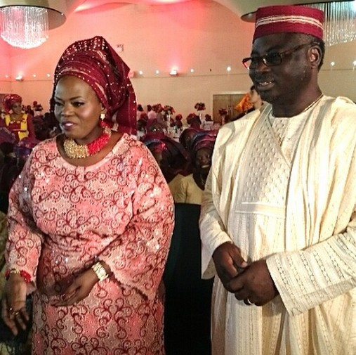 Tobi Ashimolowo weds Toyin Omotayo Loveweddingsng4