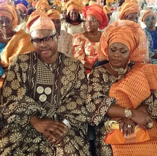 Tobi Ashimolowo weds Toyin Omotayo Loveweddingsng5