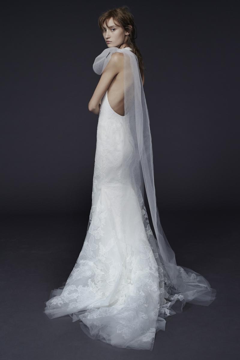 Vera Wang Bride Fall 2015 Collection Loveweddingsng13