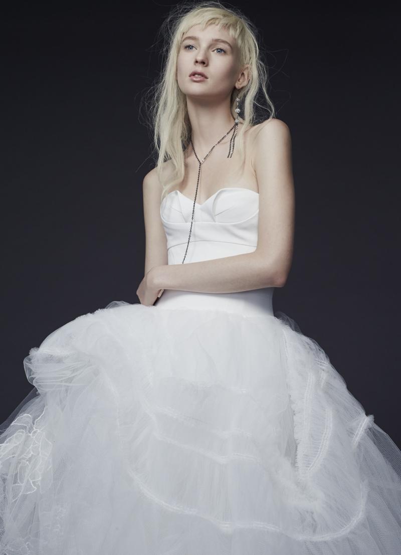 Vera Wang Bride Fall 2015 Collection Loveweddingsng4