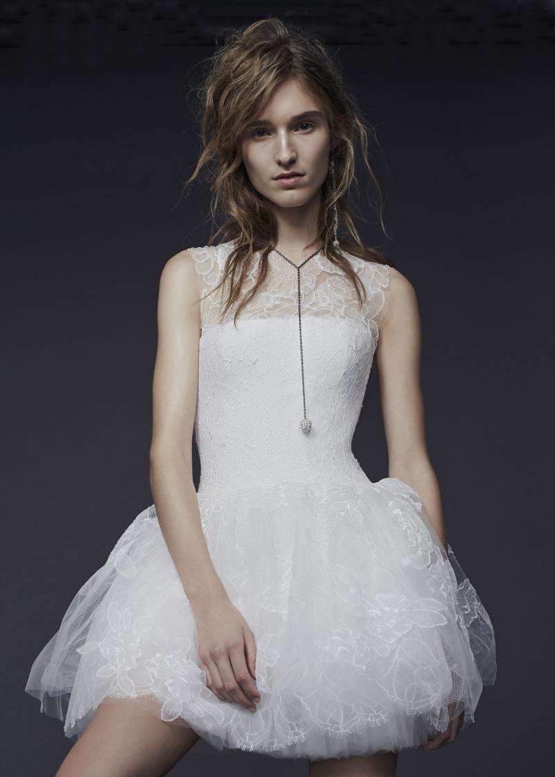 Vera Wang Bride Fall 2015 Collection Loveweddingsng5