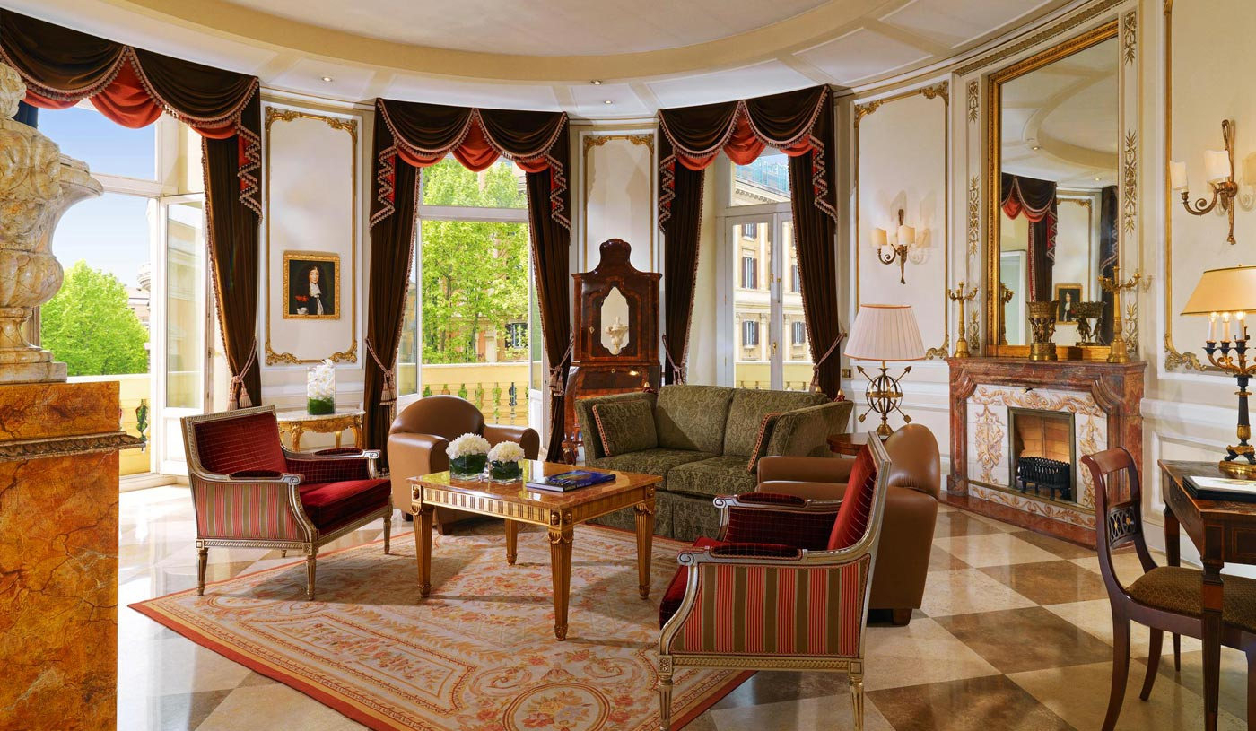 Lap of Luxury: VIP Suites You Would Love