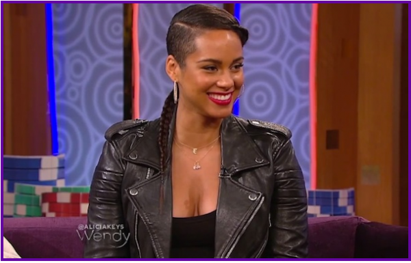 The Wendy Williams Show: Alicia Keys speaks on The Importance of 'Blending Families' and more