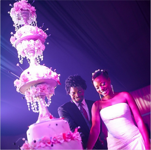Basketmouth Wife Elsie Okpocha Loveweddingsng1