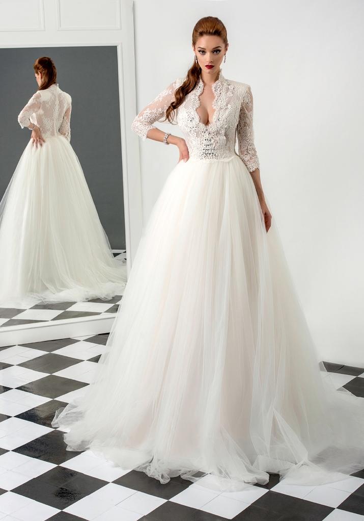Bien Savvy 2015 Bridal Collection - Love Me Forever REBECCA Loveweddingsng1