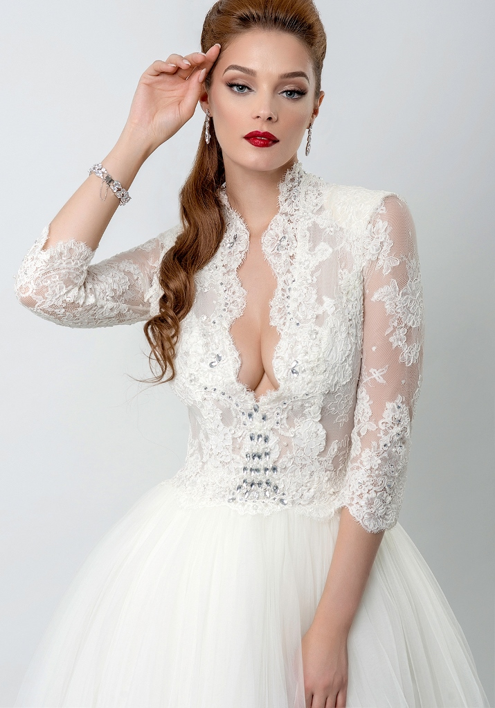 Bien Savvy 2015 Bridal Collection - Love Me Forever REBECCA Loveweddingsng2