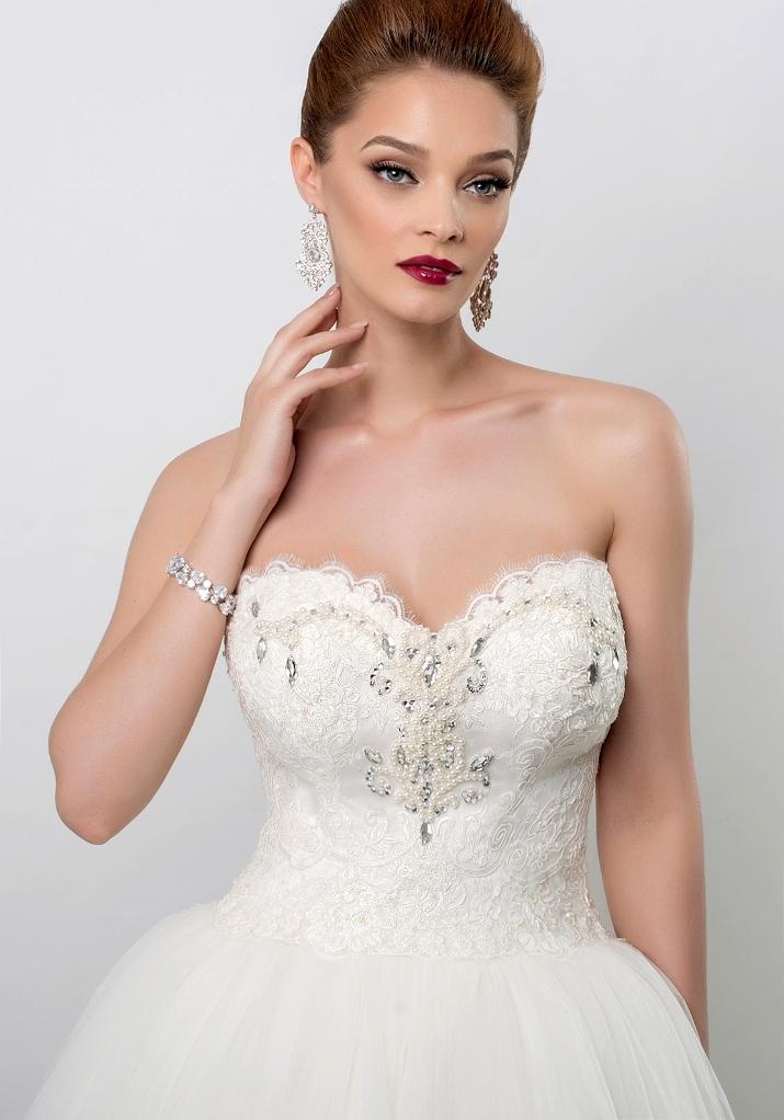 Bien Savvy 2015 Bridal Collection - Love Me Forever SHARON Loveweddingsng1