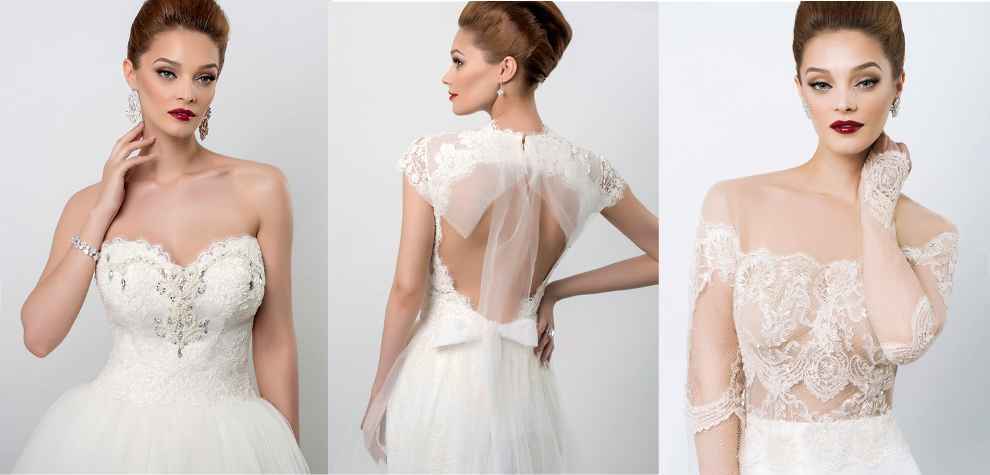 "BIEN SAVVY presents ""Love Me Forever"" – 2015 Bridal Collection"