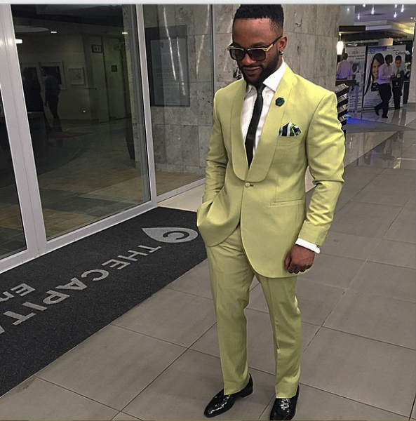 Channel O Music Video Awards 2014 - Iyanya Loveweddingsng
