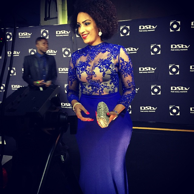 Channel O Music Video Awards 2014 - Juliet Ibrahim Loveweddingsng1