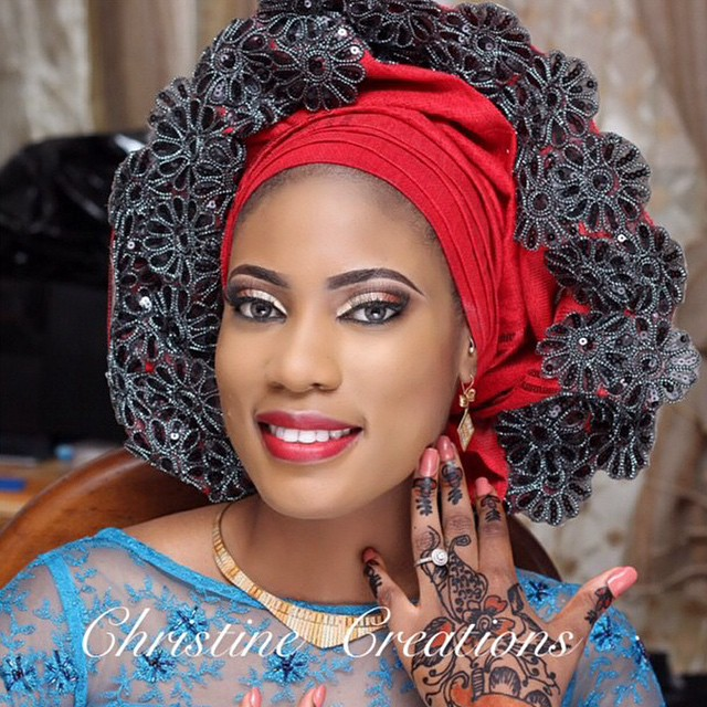 Bride: Barbara | Makeup: Christine Creations