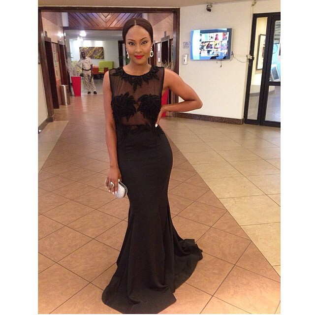 ELOY Awards 2014 Loveweddingsng - Osas Ighodaro