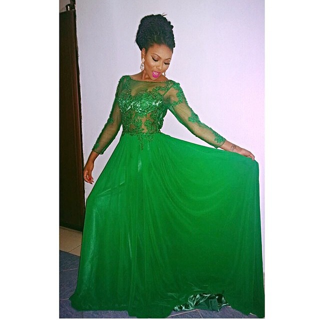 ELOY Awards 2014 Loveweddingsng - Stephanie Coker