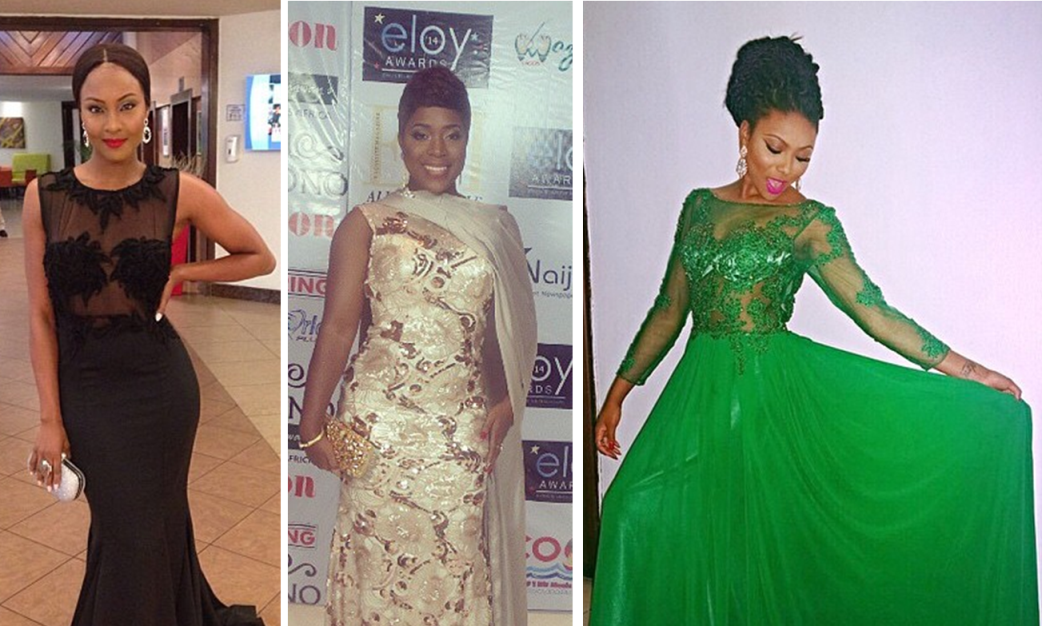 #ELOY2014: Red Carpet to Aisle Inspiration