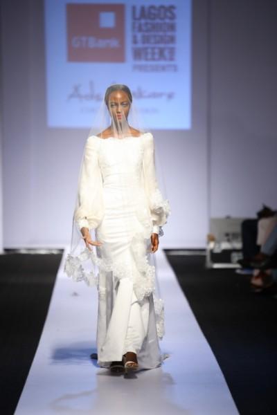 GTBank Lagos Fashion & Design Week – Ade Bakare Loveweddingsng8