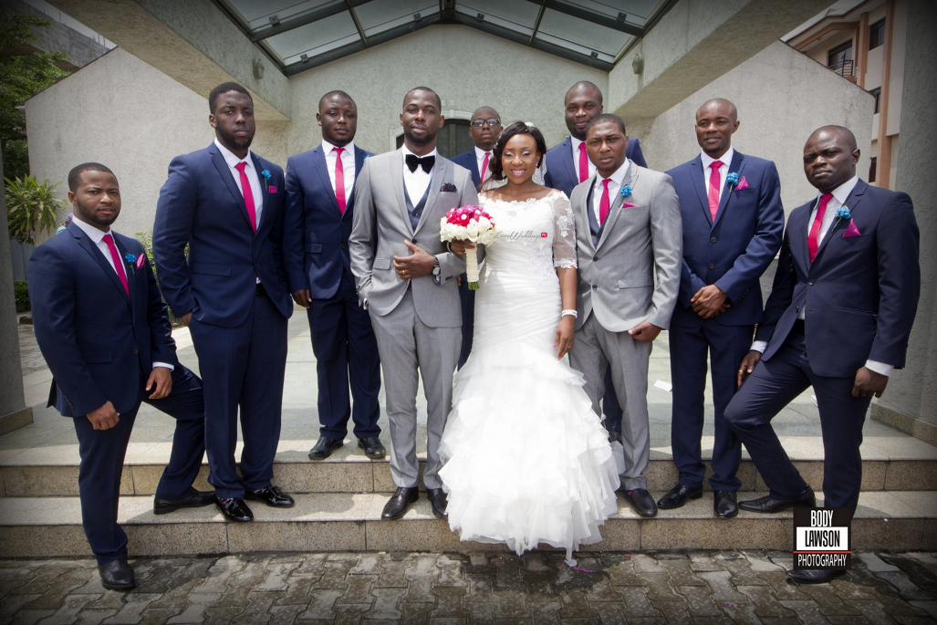 Loveweddingsng Motilayo and Banji White 124
