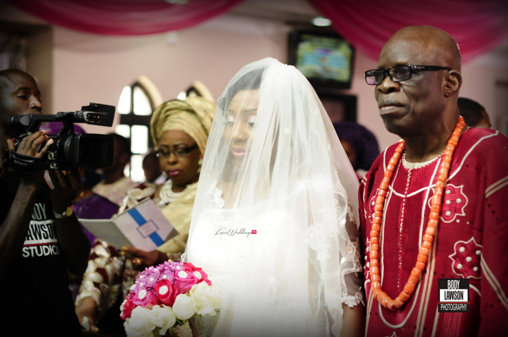 Loveweddingsng Motilayo and Banji White Wedding101