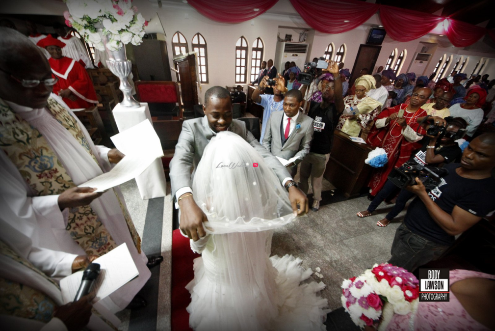 Loveweddingsng Motilayo and Banji White Wedding111