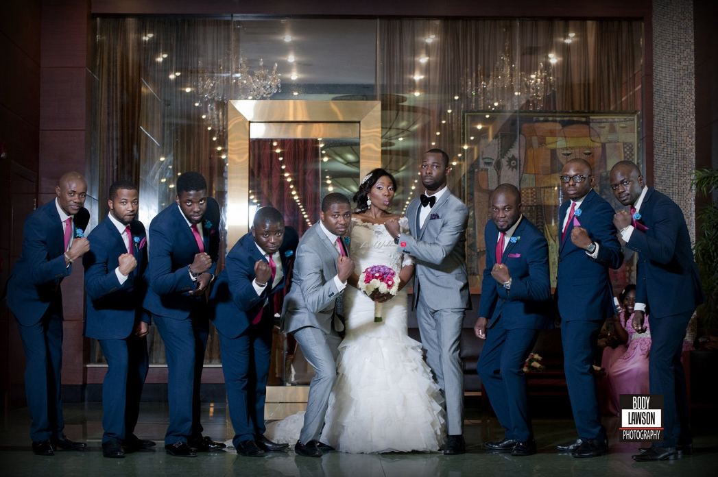 Loveweddingsng Motilayo and Banji White Wedding159