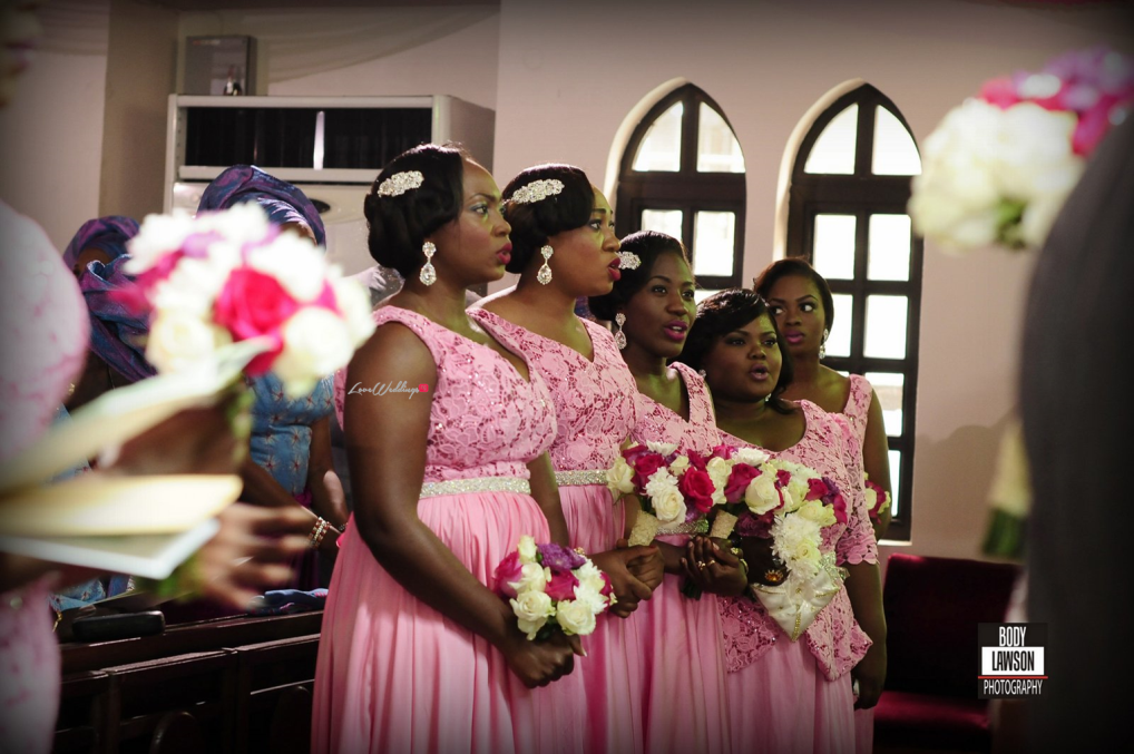 Loveweddingsng Motilayo and Banji White Wedding90