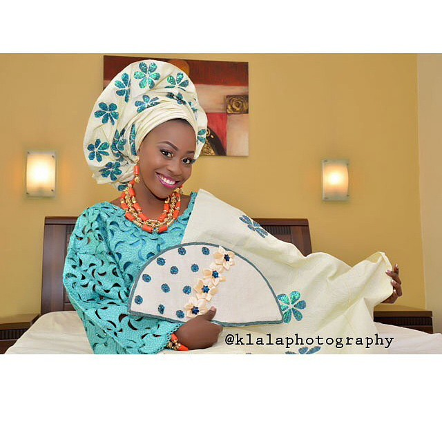 Loveweddingsng Nigerian Traditional Bridal Looks We Love - GlamTouch Makeovers