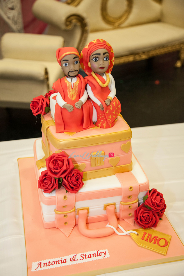 Loveweddingsng Nigerian Traditional WeddingAntonia and Stanley Remi Benson Photography