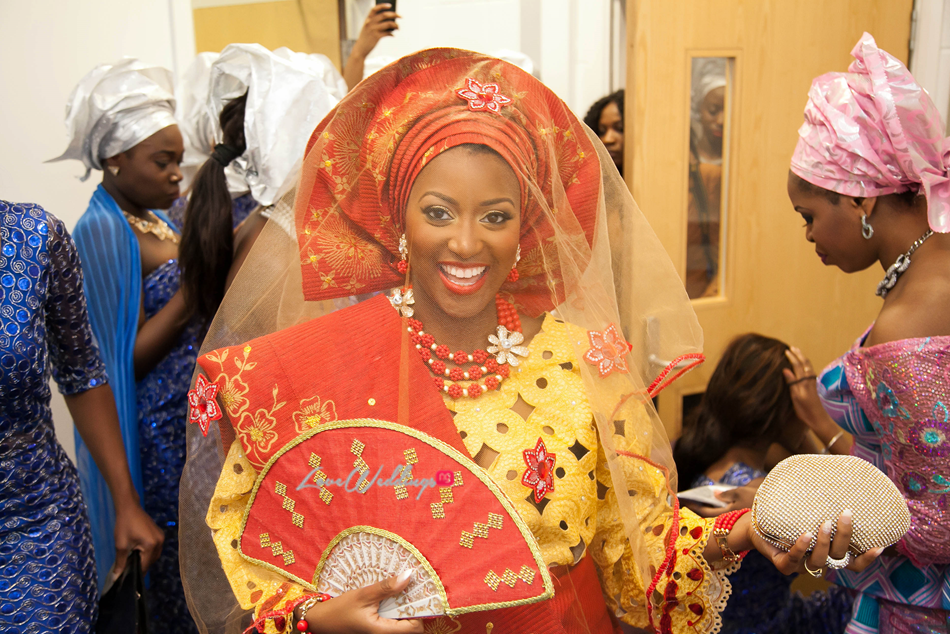 Loveweddingsng Nigerian Traditional WeddingAntonia and Stanley Remi Benson Photography14