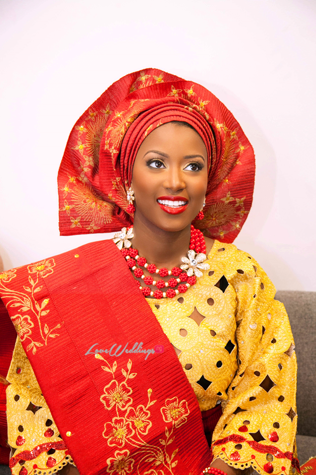 Loveweddingsng Nigerian Traditional WeddingAntonia and Stanley Remi Benson Photography24