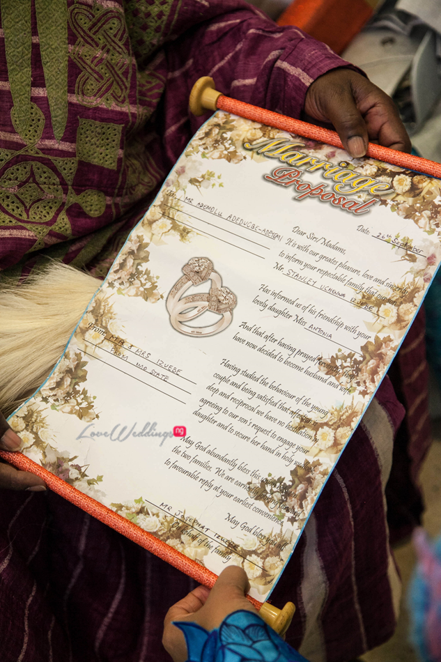 Loveweddingsng Nigerian Traditional WeddingAntonia and Stanley Remi Benson Photography32