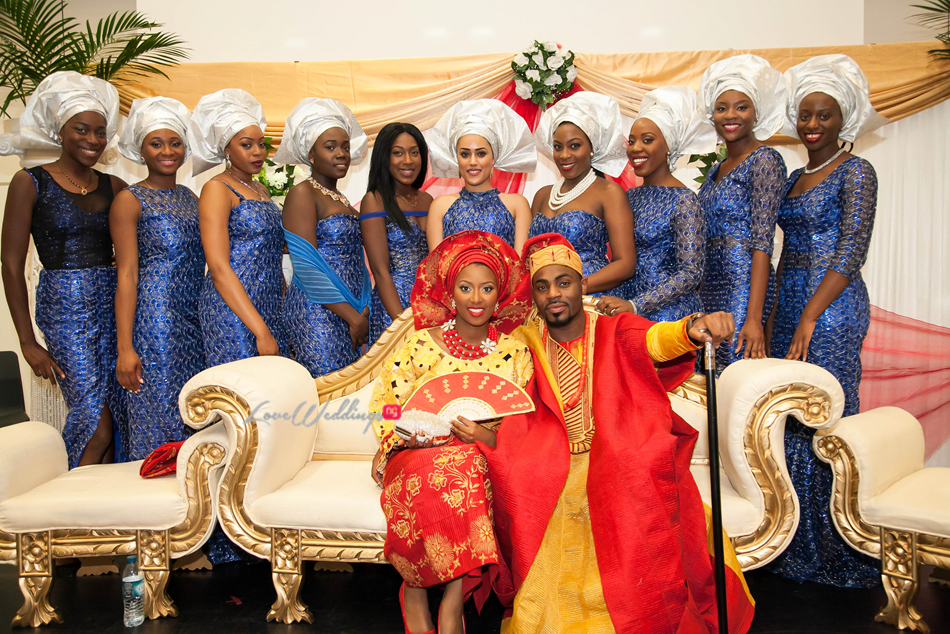 Loveweddingsng Nigerian Traditional WeddingAntonia and Stanley Remi Benson Photography34