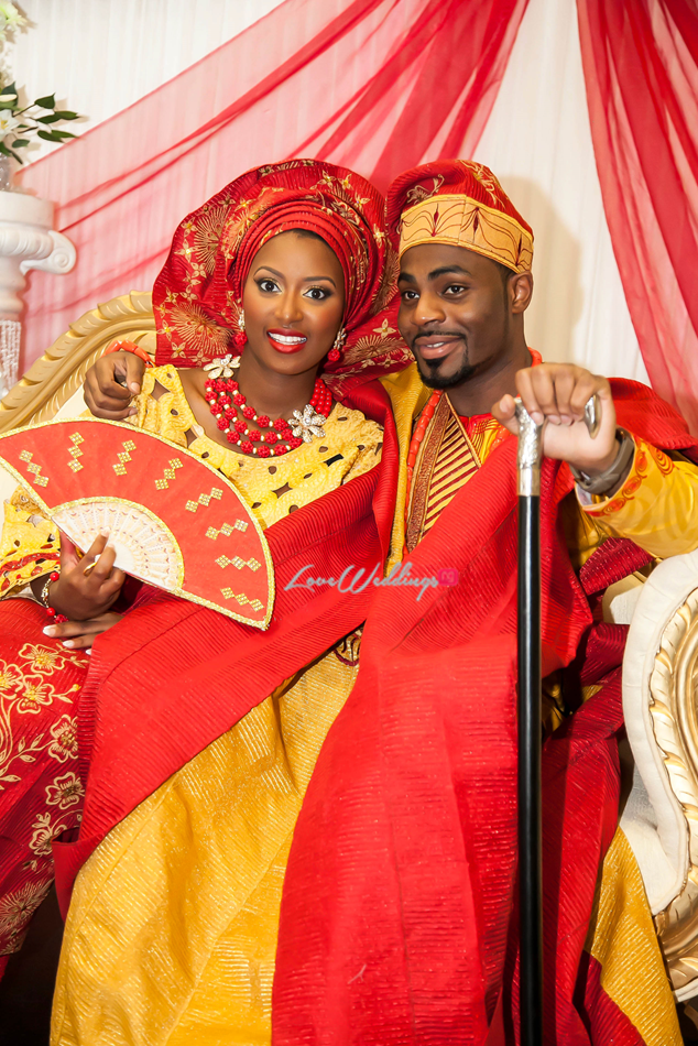 Loveweddingsng Nigerian Traditional WeddingAntonia and Stanley Remi Benson Photography35