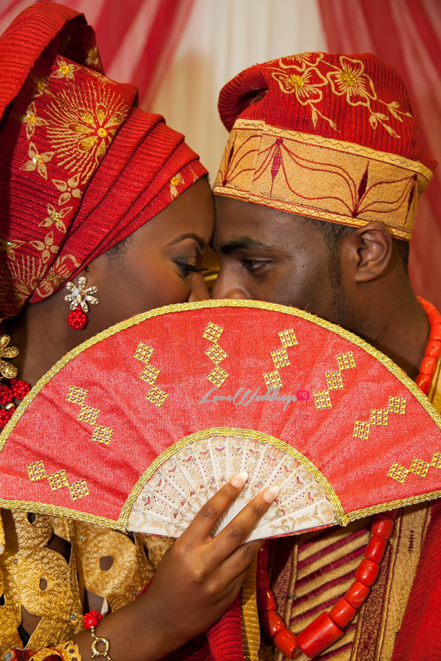 Loveweddingsng Nigerian Traditional WeddingAntonia and Stanley Remi Benson Photography36