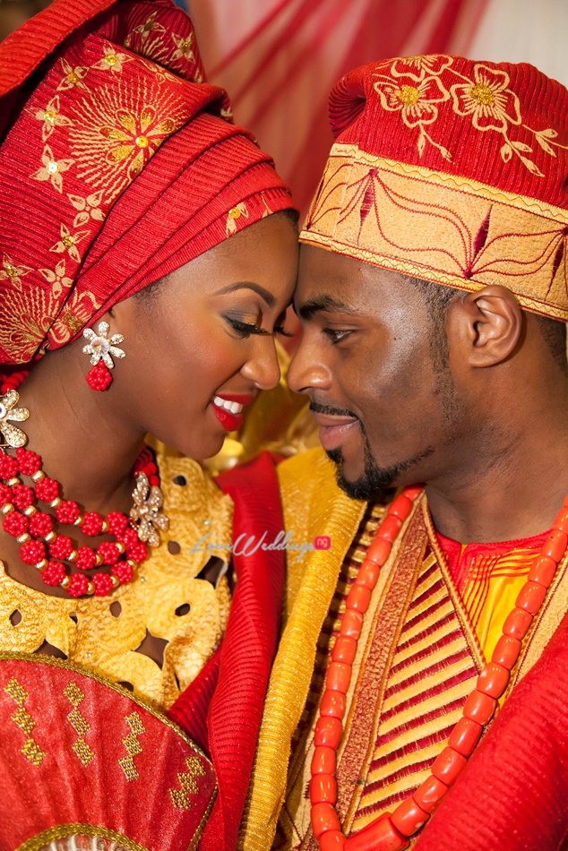 Loveweddingsng Nigerian Traditional WeddingAntonia and Stanley Remi Benson Photography37