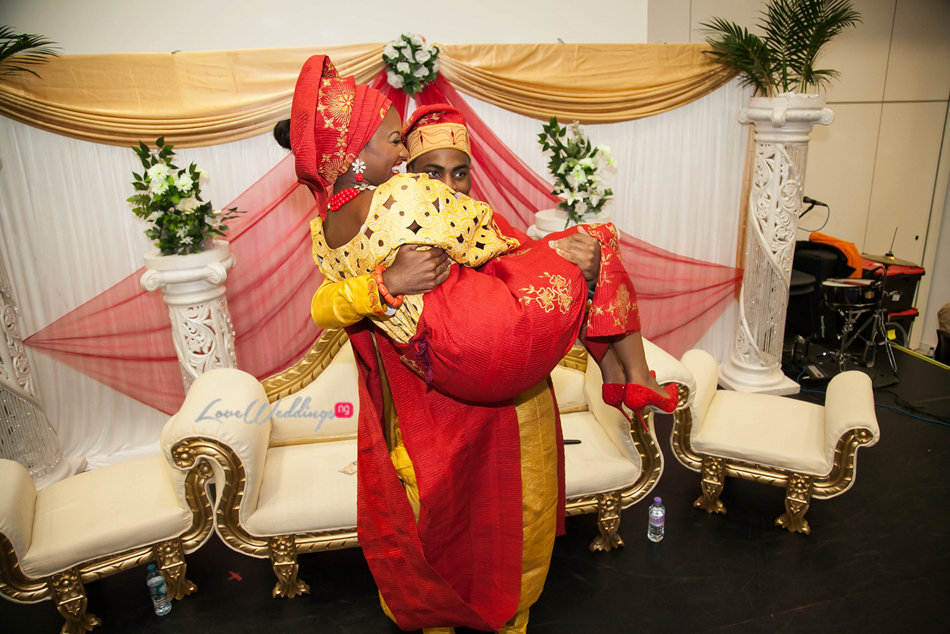 Loveweddingsng Nigerian Traditional WeddingAntonia and Stanley Remi Benson Photography39
